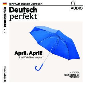 Deutsch Perfekt 2017 №4